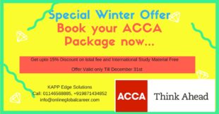KAPP Edge ACCA Discount offer
