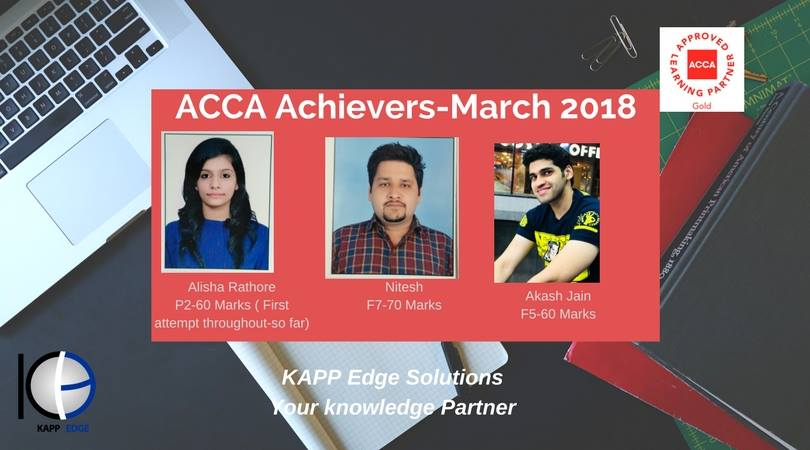 Student testimonial (ACCA June 2018 Attempt)